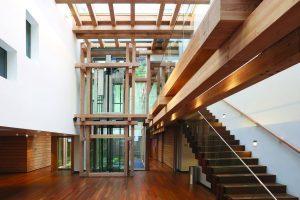 Construcción con madera_Barcelona